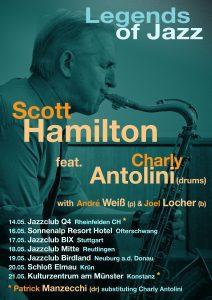 Scott Hamilton Tour 2018