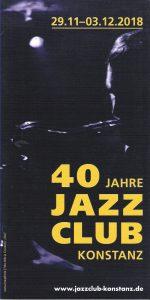 40 Jahre Jazzclub KN